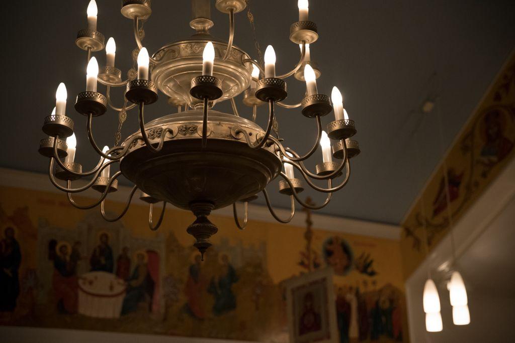 Oulun ortodoksiseurakunnan ikoneita