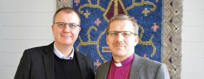 Piispa Keskitalo Kirkon ulkosuomalaistyön neuvottelukunnan johtoon