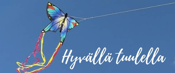 Oulun hiippakunnan lähetysjuhlat Hyvällä tuulella banneri