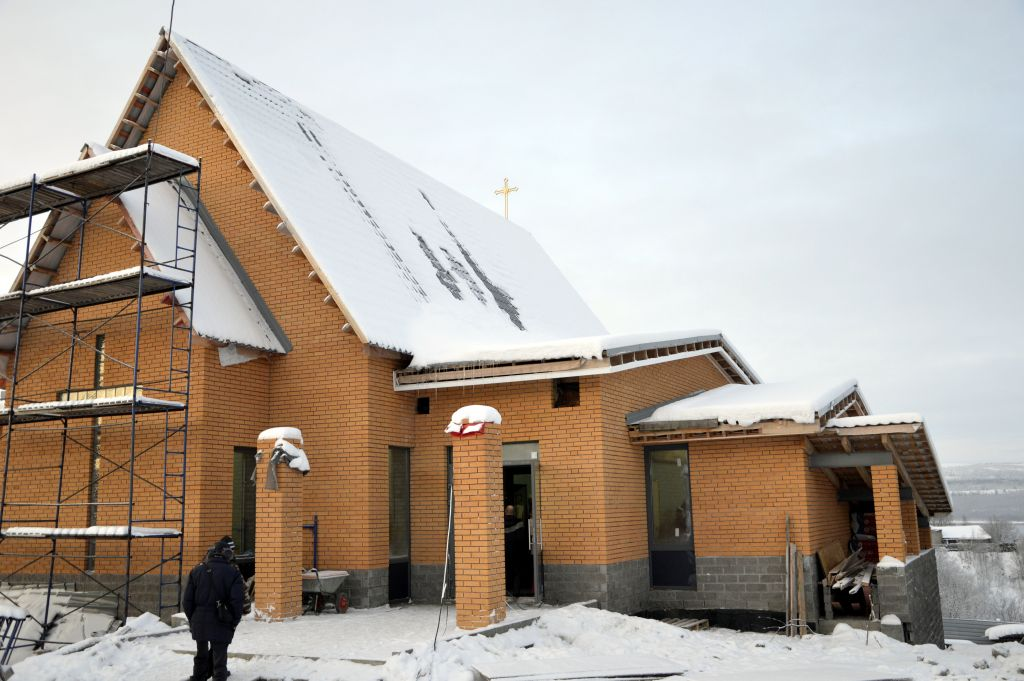 Murmanskin evankelisluterilainen kirkko
