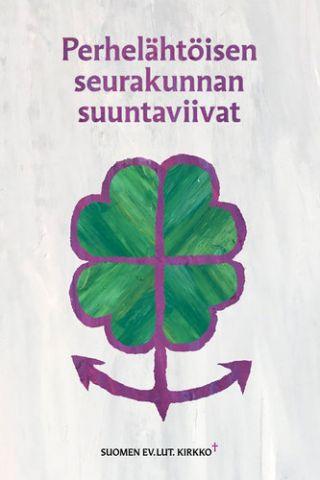 Perhelähtöisen seurakunnan suuntaviivat linjauksen logo Neliapila