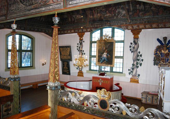 Piispa Jukka Keskitalo saarnaa Tornion 400-vuotisjuhlamessussa helatorstaina