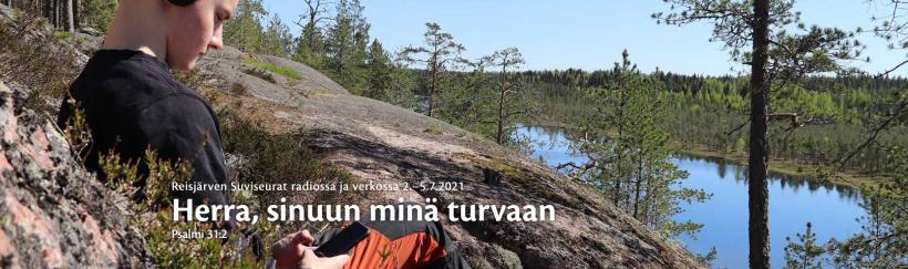 Piispa Jukka Keskitalo Suviseurojen avajaisissa: Kipeiden asioiden läpikäyminen tekee liikkeestä vahvemman