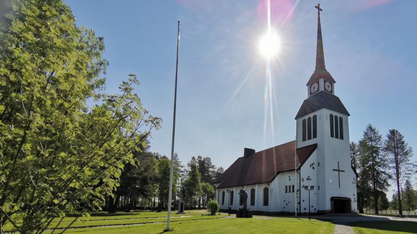 Kirkon juhla ja piispainkokous Kuusamossa