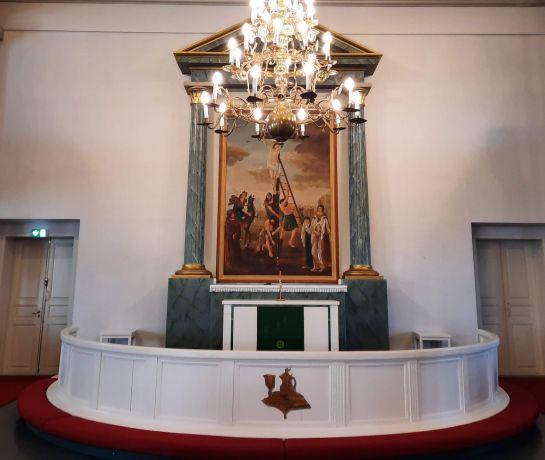 Keminmaan uusi kirkko otetaan uudelleen käyttöön piispanmessulla 8.9.